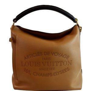 LOUIS VUITTON  Bagatelle Parnassea Shoulder bag